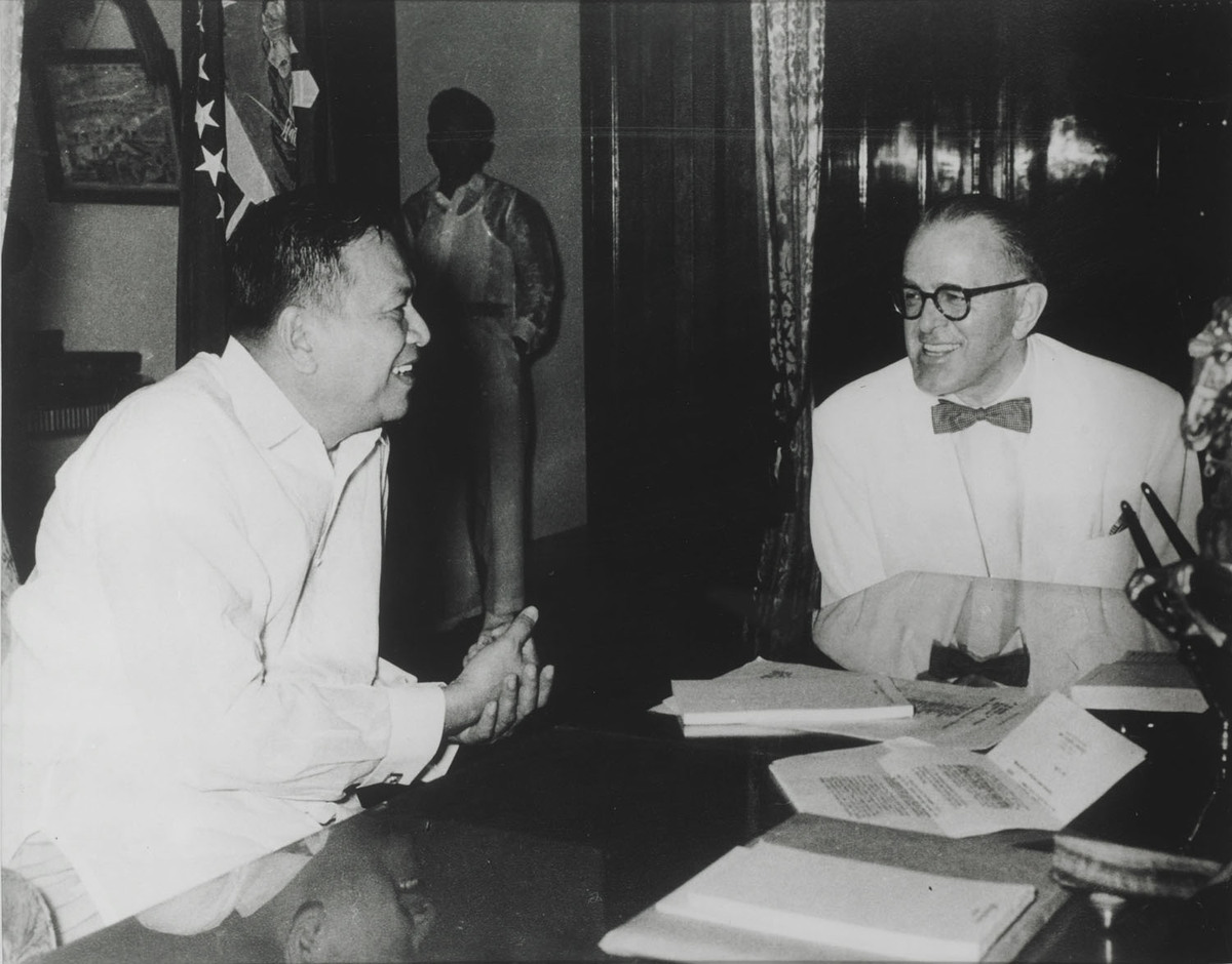 Starr in the Philippines