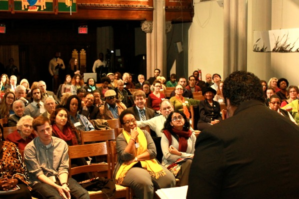 Rev. Dr. William Barber, II at Kairos Center Launch
