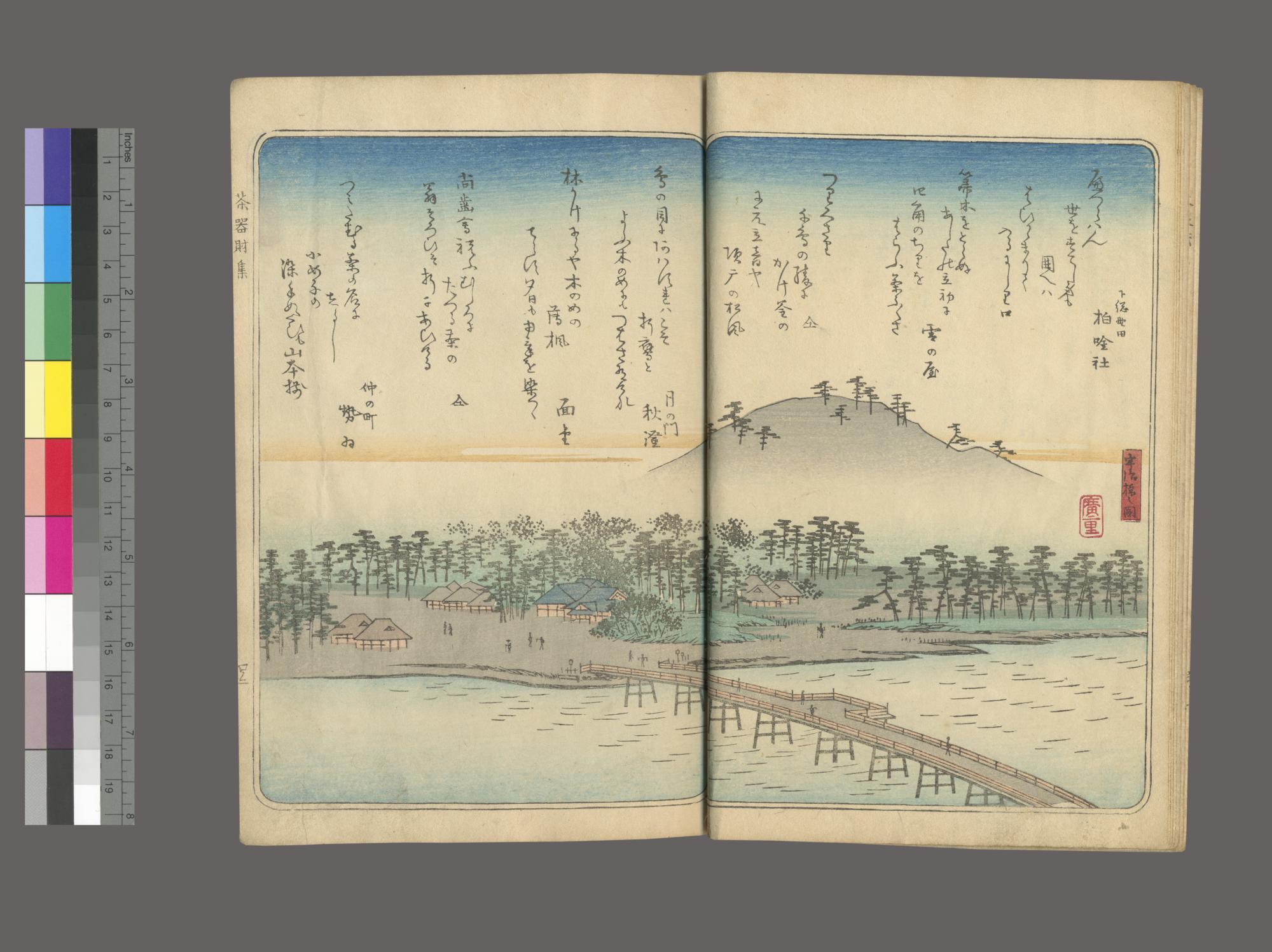 Kyōka chakizai gazōshū