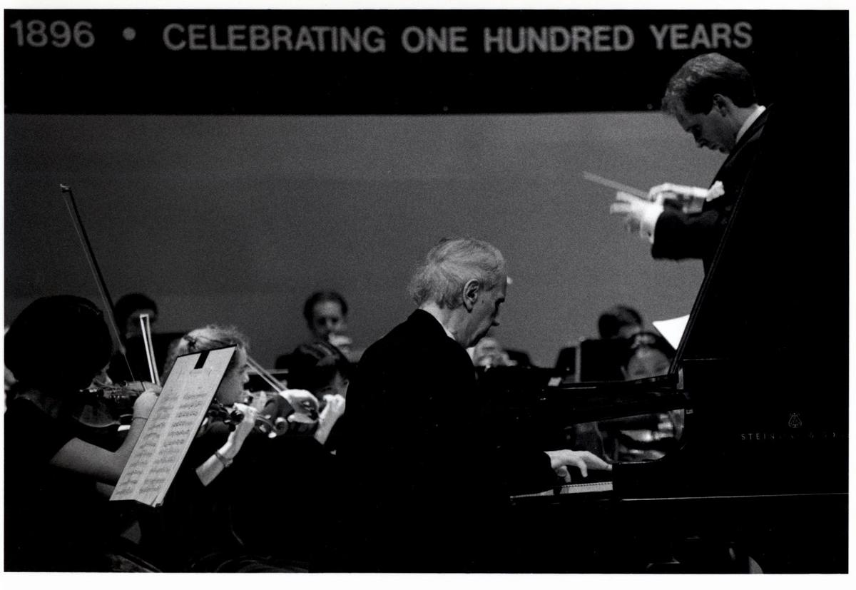 Music Centennial Orchestra Concert