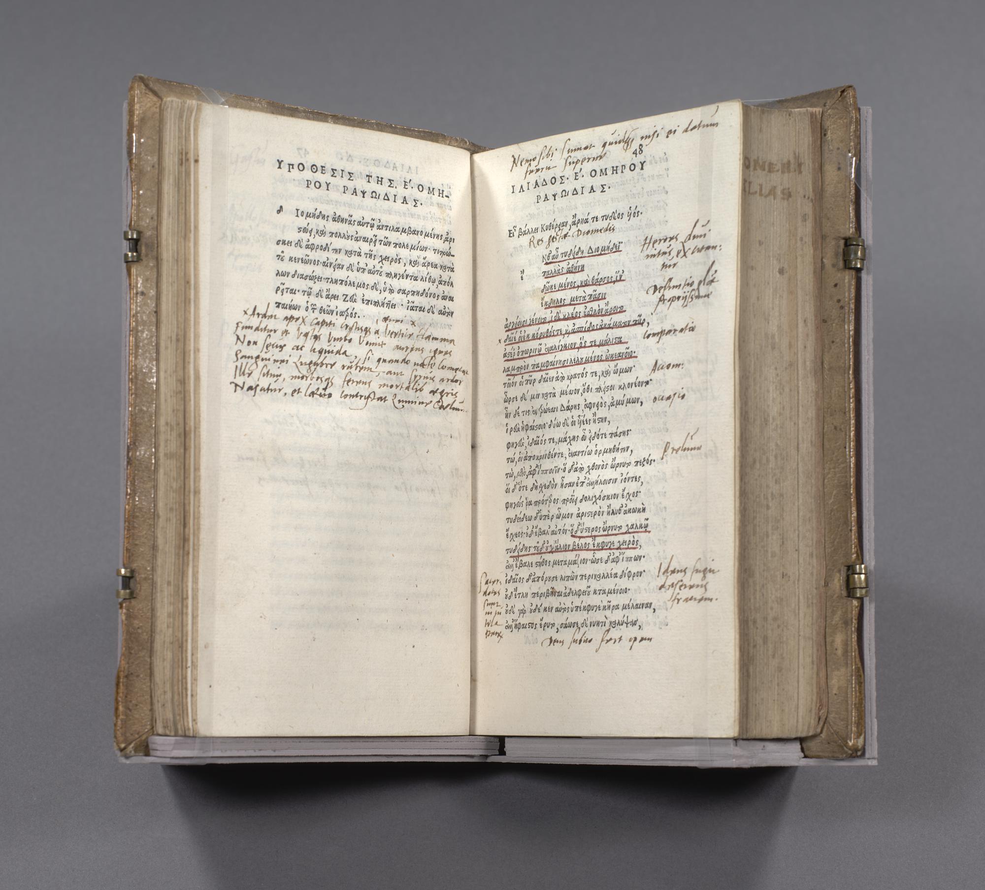Ilias; Ulyssea; Batrachomyomachia; Hymni xxxii