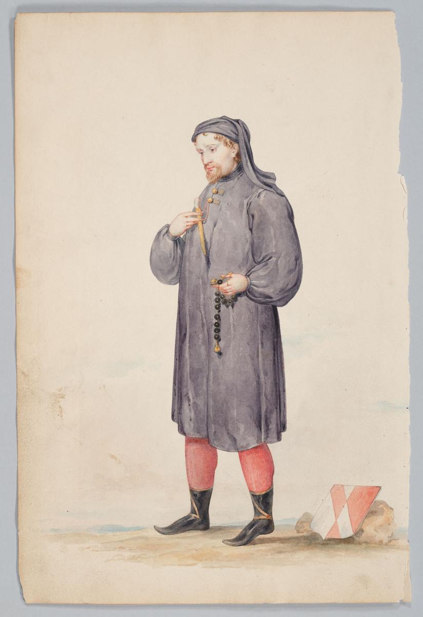 Workes of GeffrayChaucernewlye printed, Frontispiece