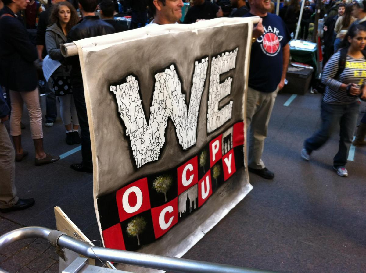 We Occupy