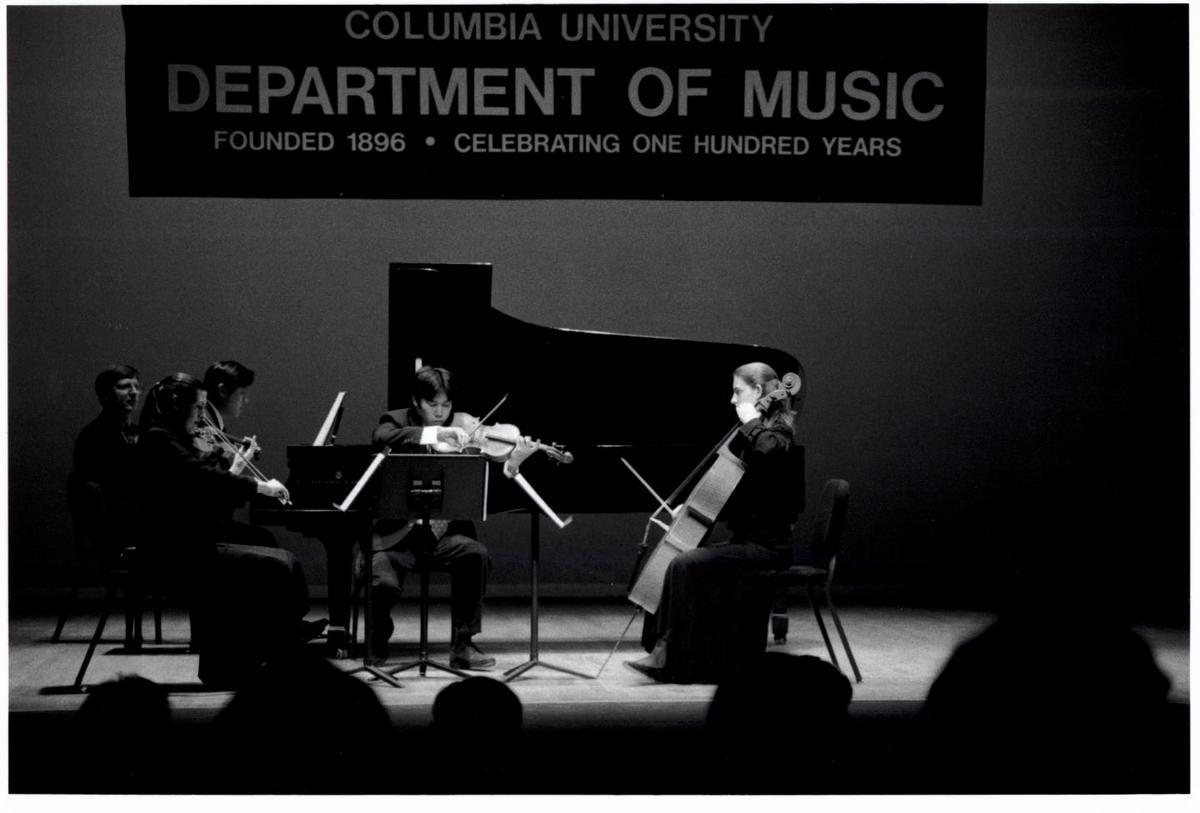 "Music Centennial Concert: ""Music at Columbia Today"""