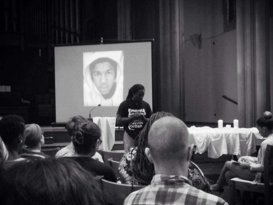 Chapel Service to honor Ferguson