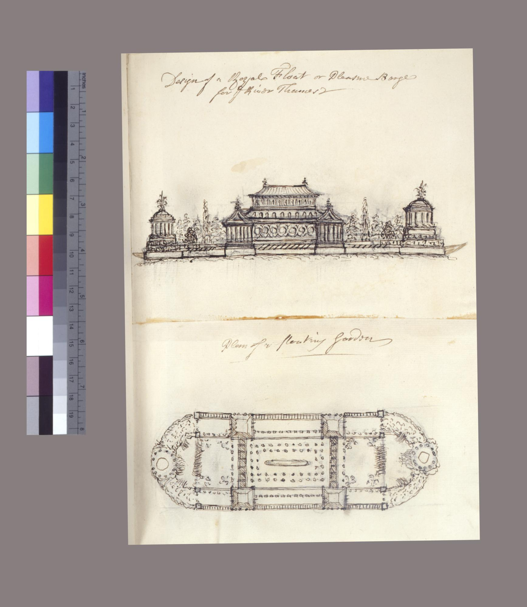Various & Valuable Sketches and Designs of Buildings