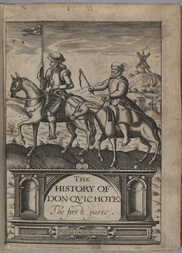 History of Don Quichote