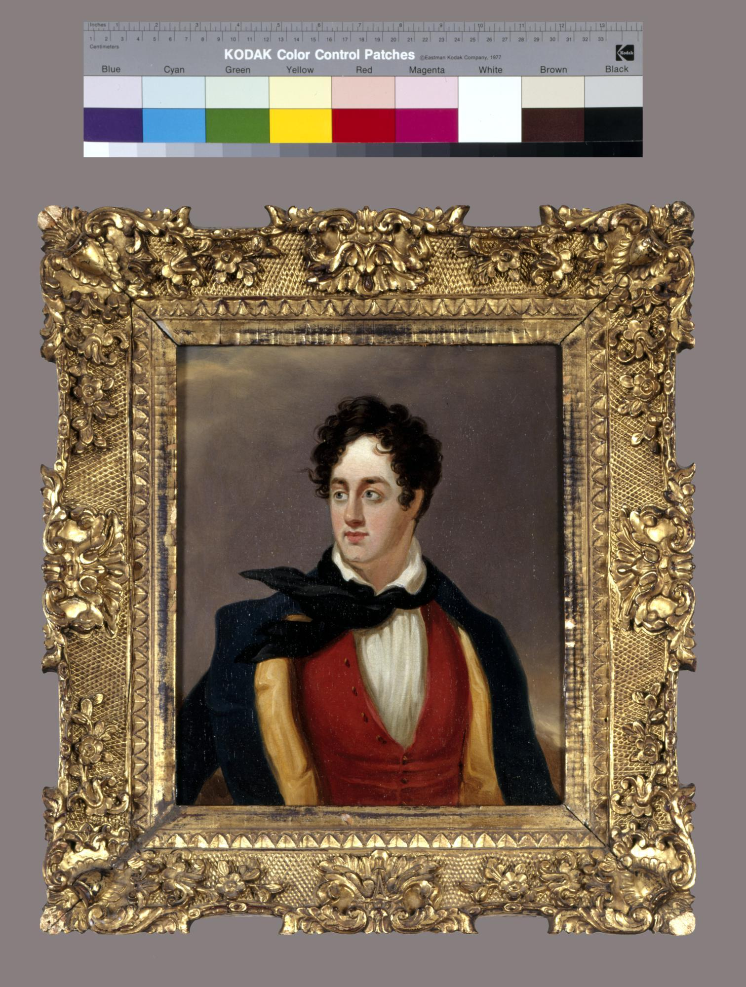 Portait of George Gordon, Lord Byron