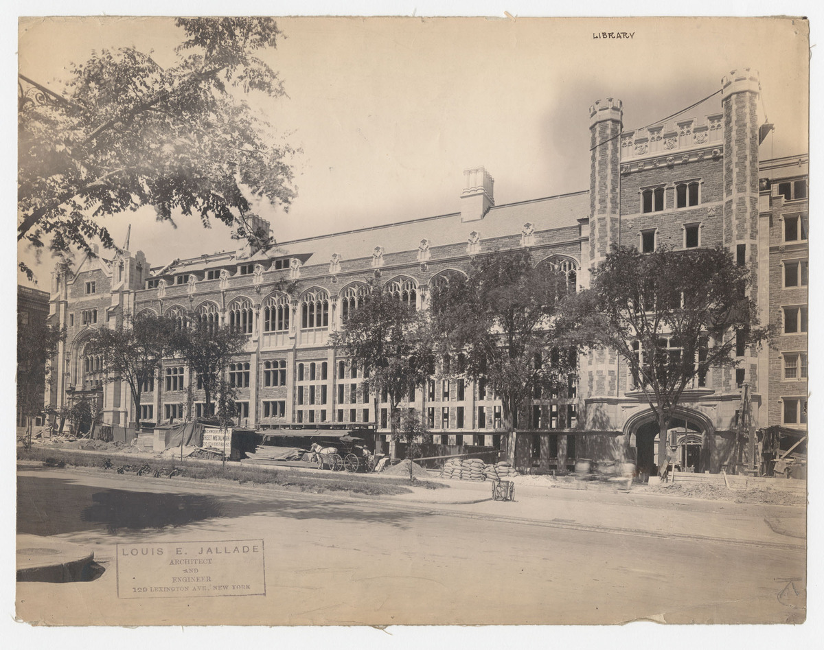 Union Theological Seminary Library