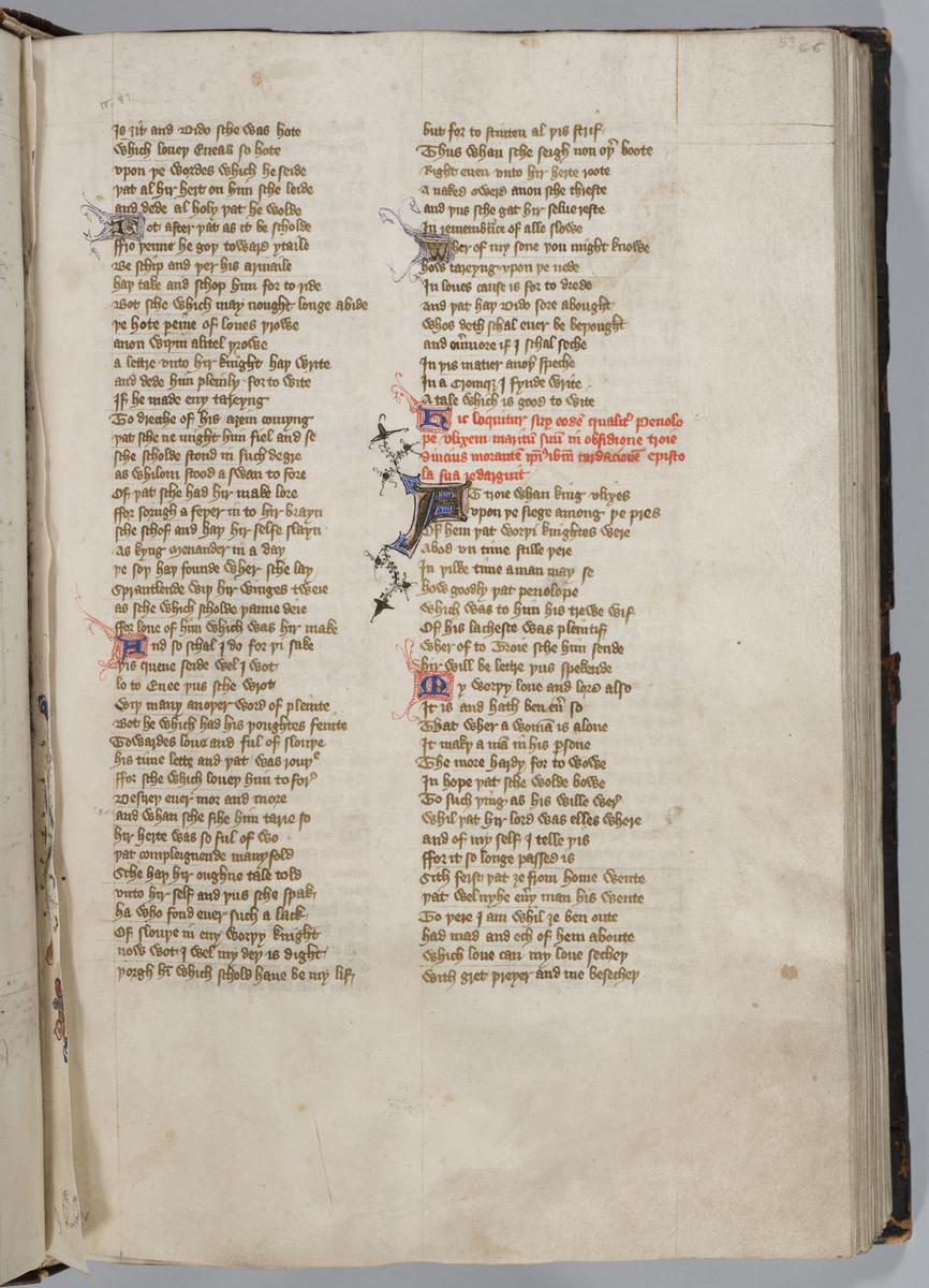 Confessio Amantis, Folio 53r