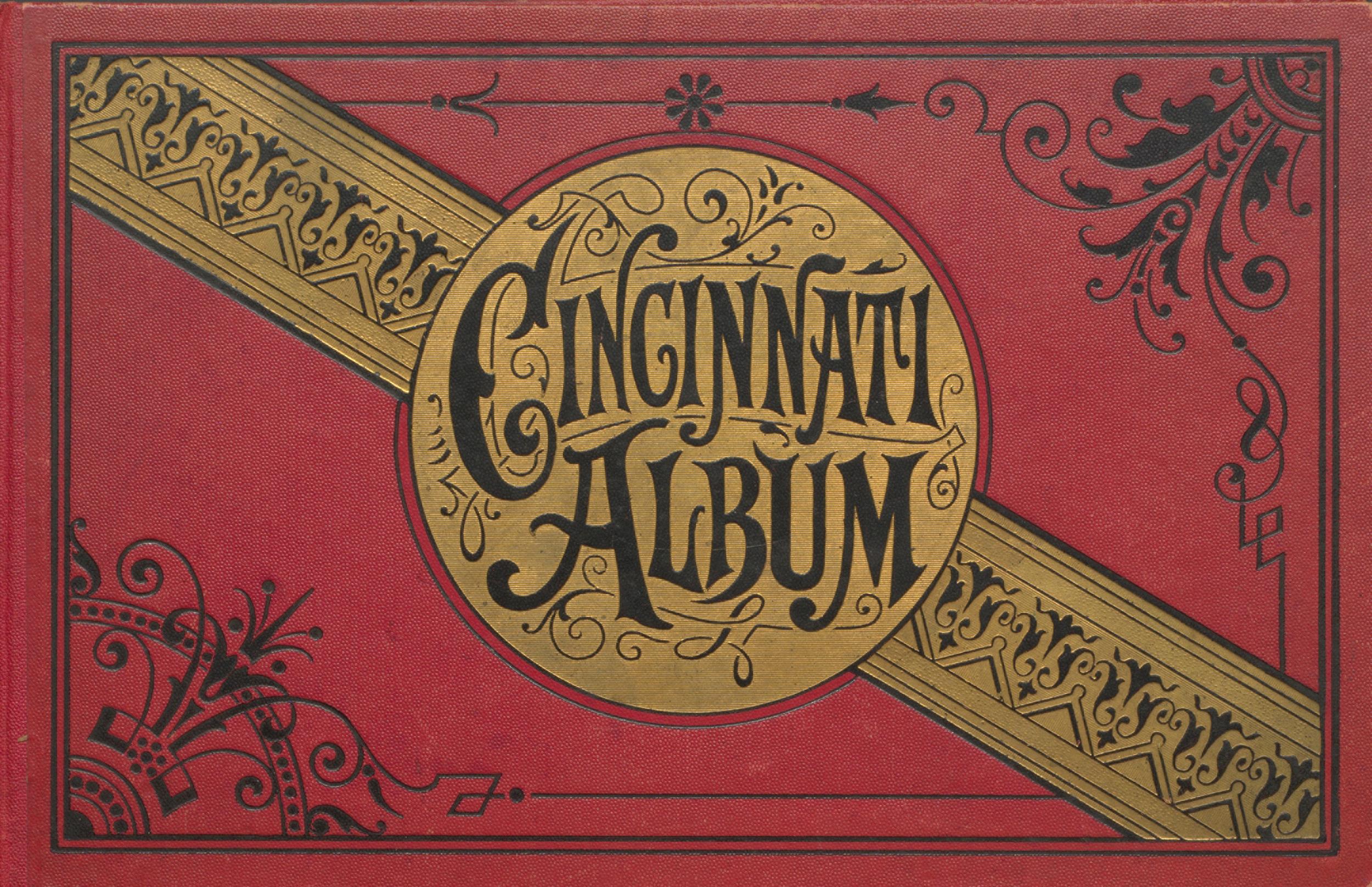 Cincinnati Album. Cover.