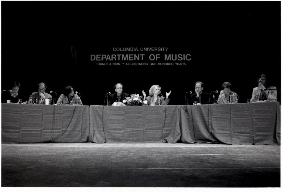 "Music Centennial Symposium: ""Music After 2000"""