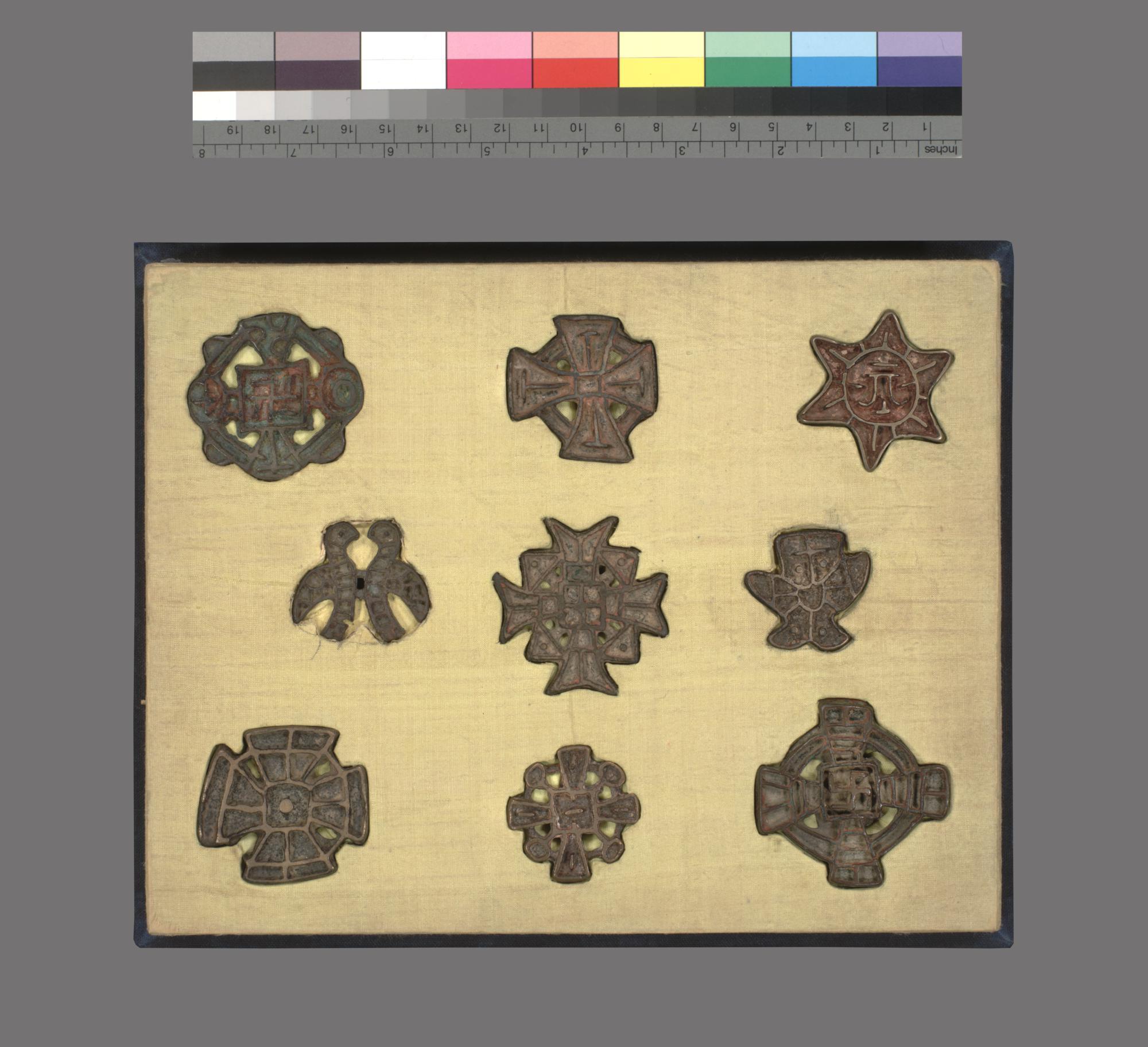 Nestorian Crosses