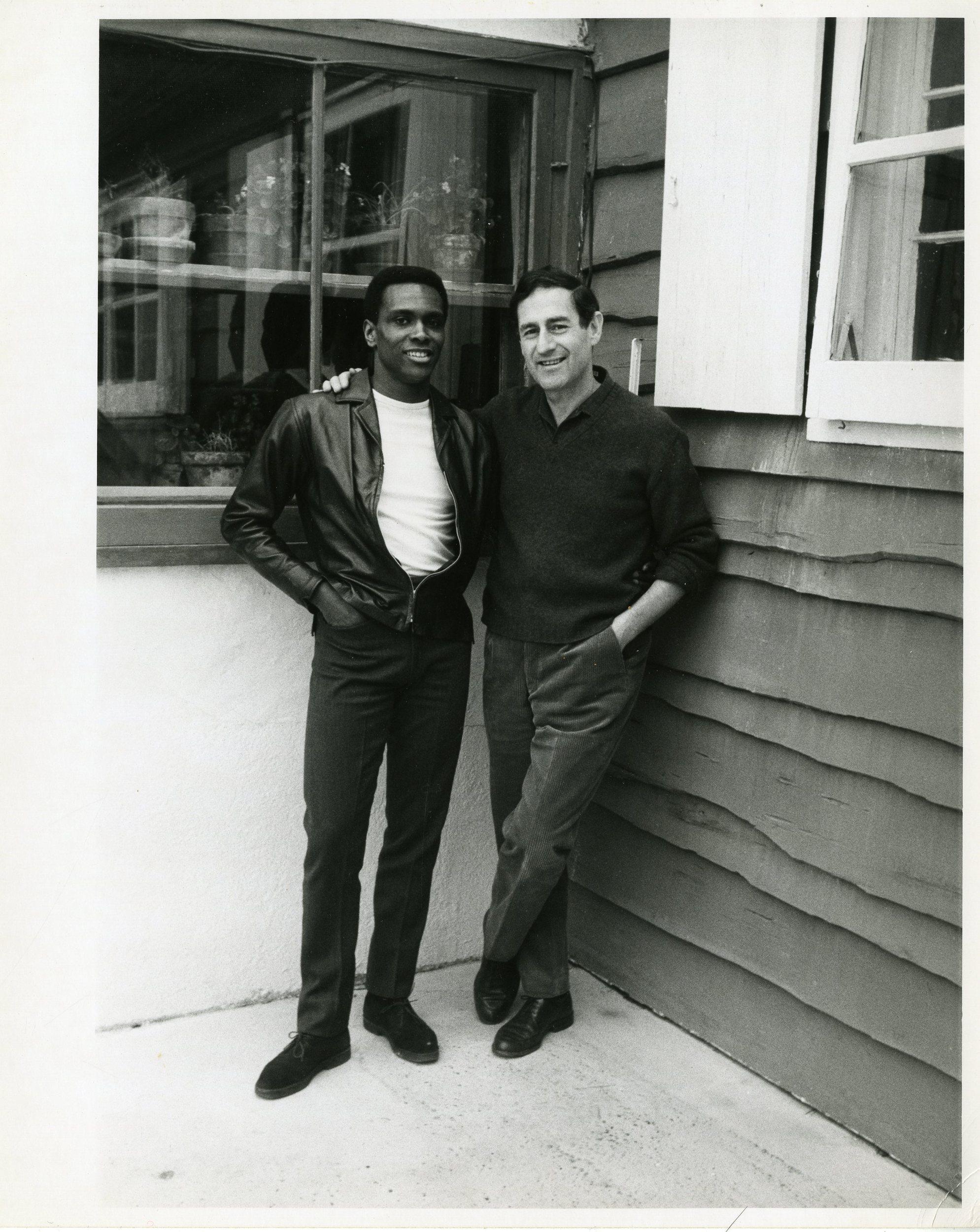 Arthur Mitchell and Jean Carlo Menotti