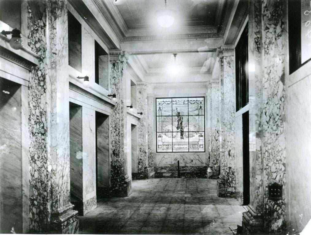World Building interior