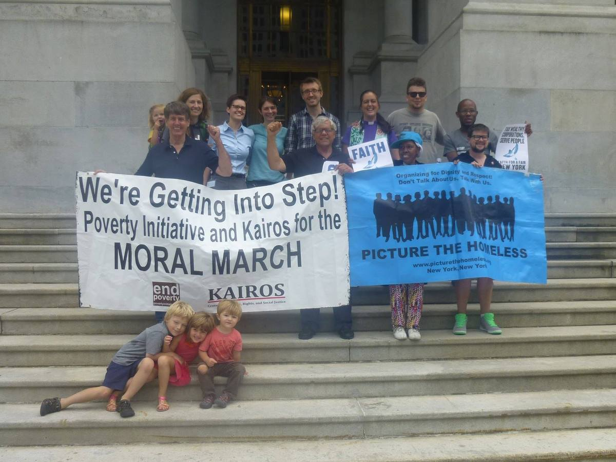 Moral Day of Action in Albany, NY