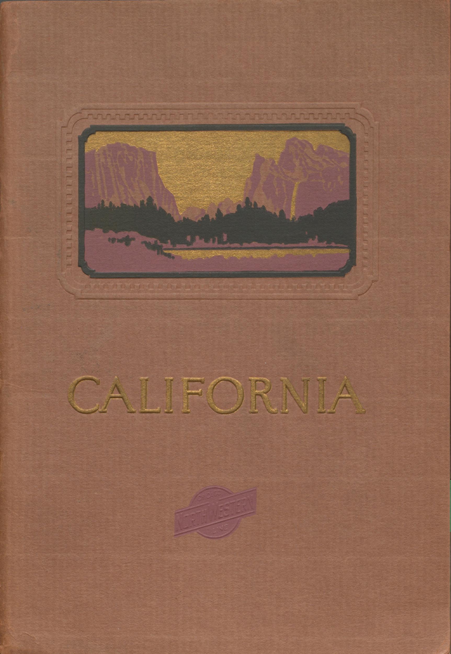 California. Cover.