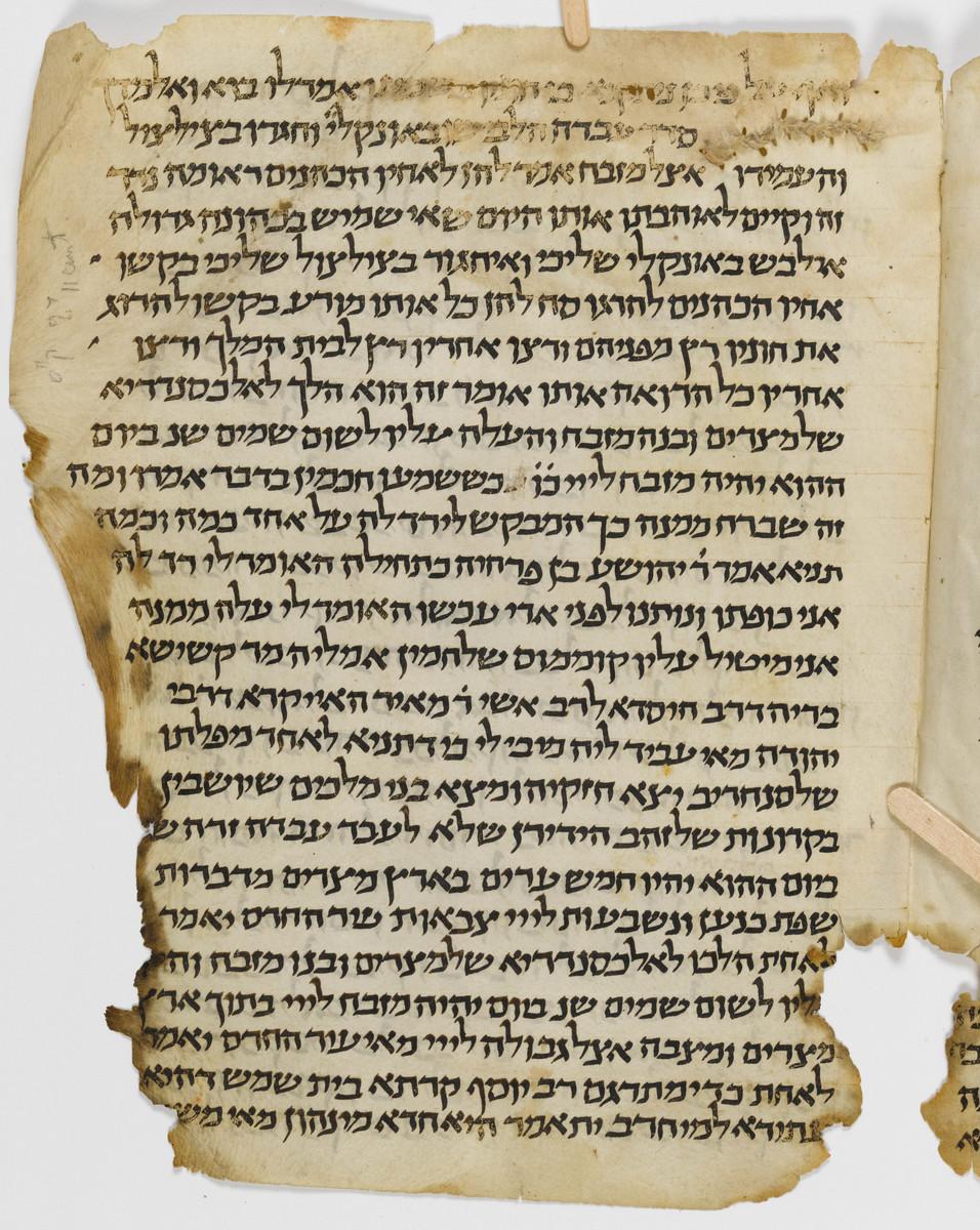 Talmud: Menaḥot 105a-106a; 109b-110a. 2a<br /><br /> <br /><br /> תלמוד מנחות קה ע&quot;א- ק&quot;ו ע&quot;א; קט ע&quot;ב-קי ע&quot;א