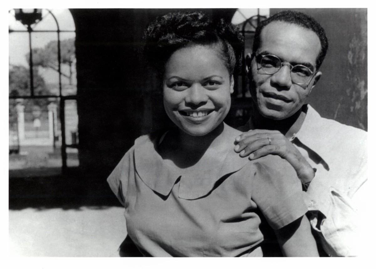 Ulysses and Barbara Kay at American Academy