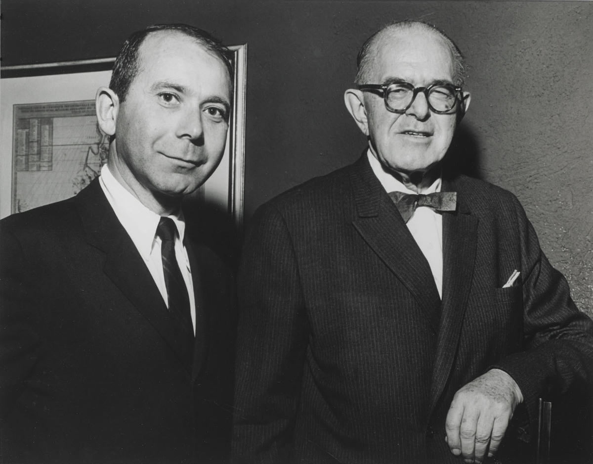 Starr with Greenberg