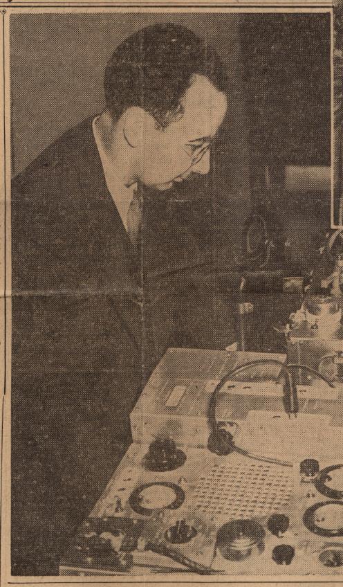 Professor George Herzog