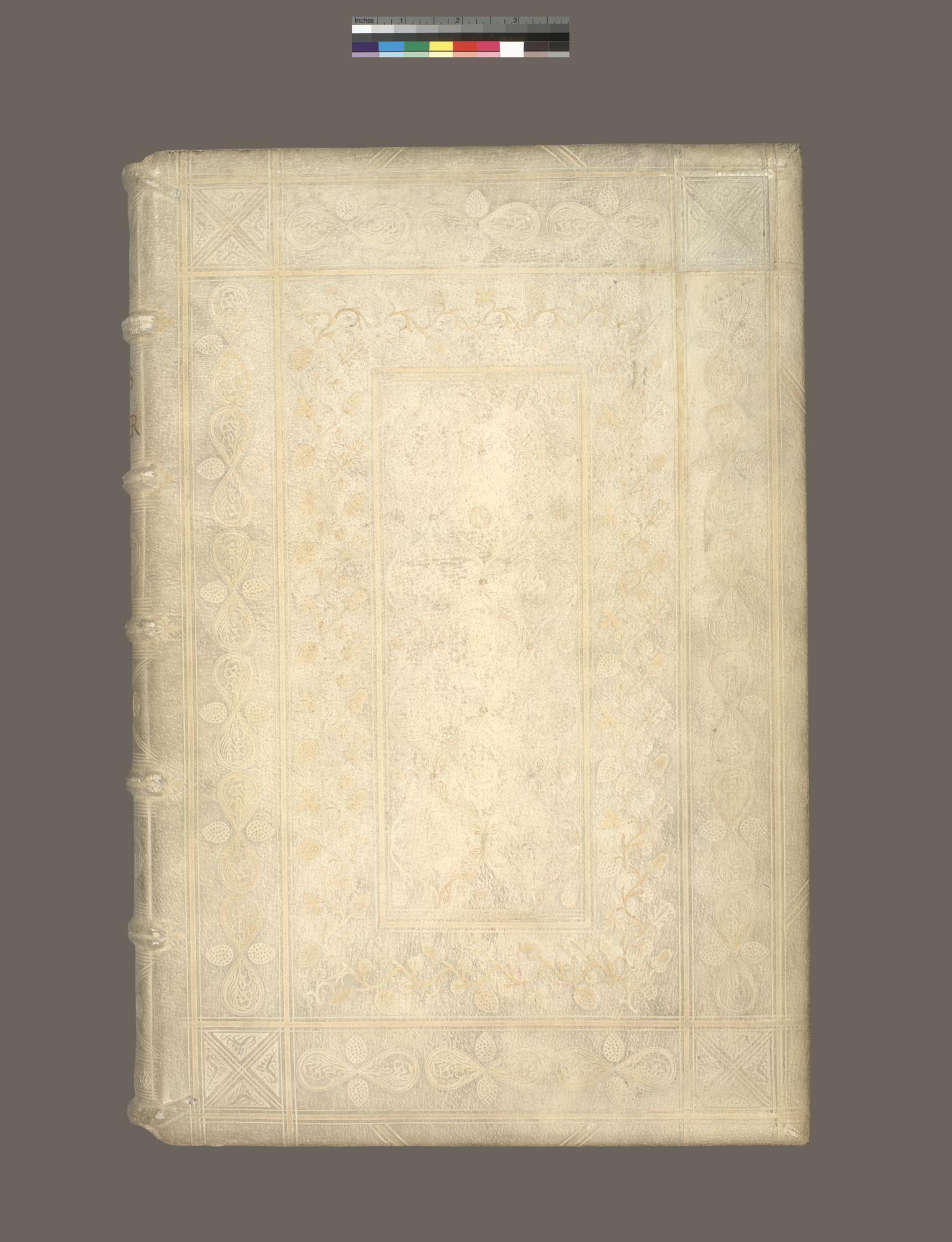 Specimen copy of the Kelmscott Chaucer