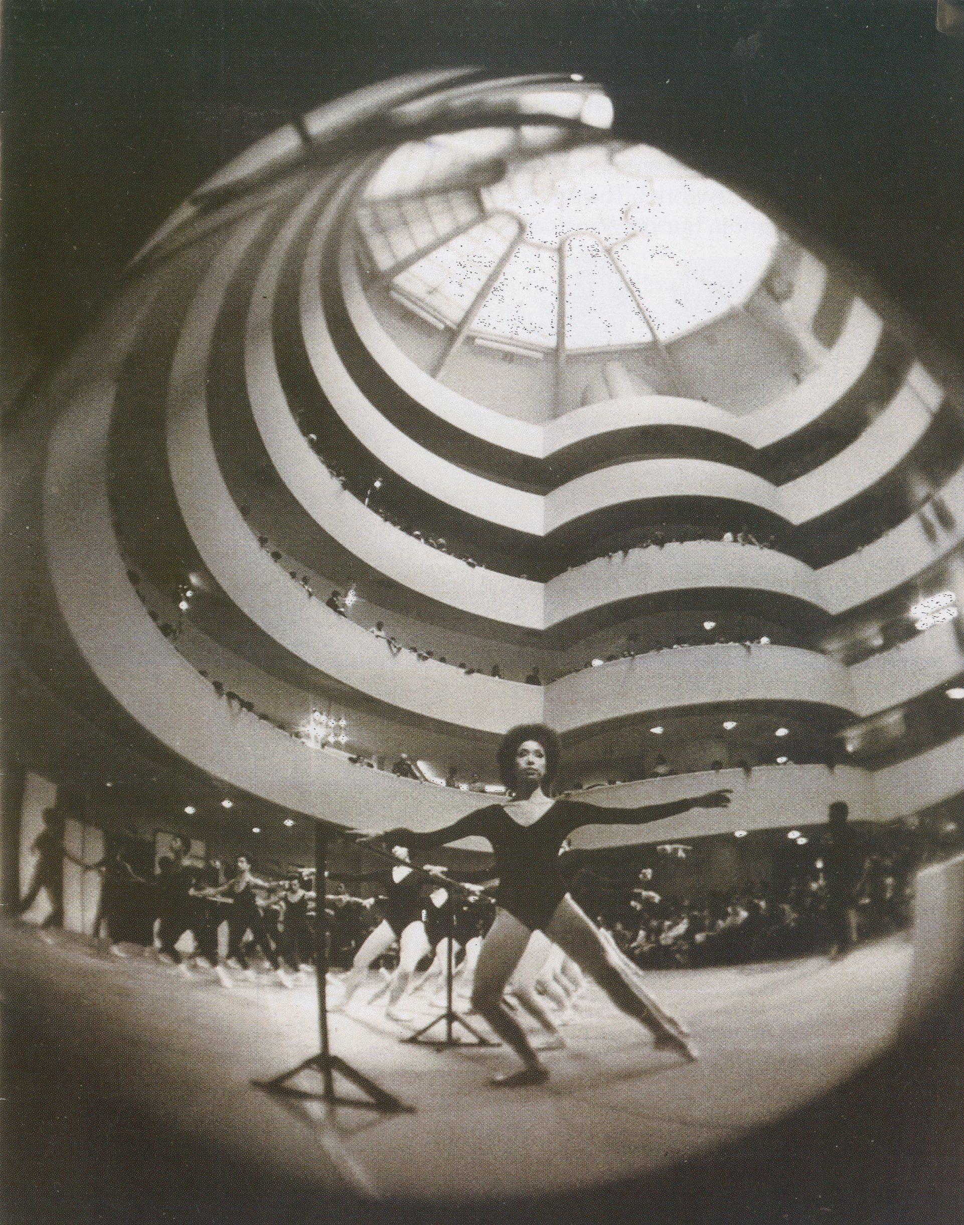 Dance Theatre of Harlem Souvenir Program Guggenheim Museum Premier