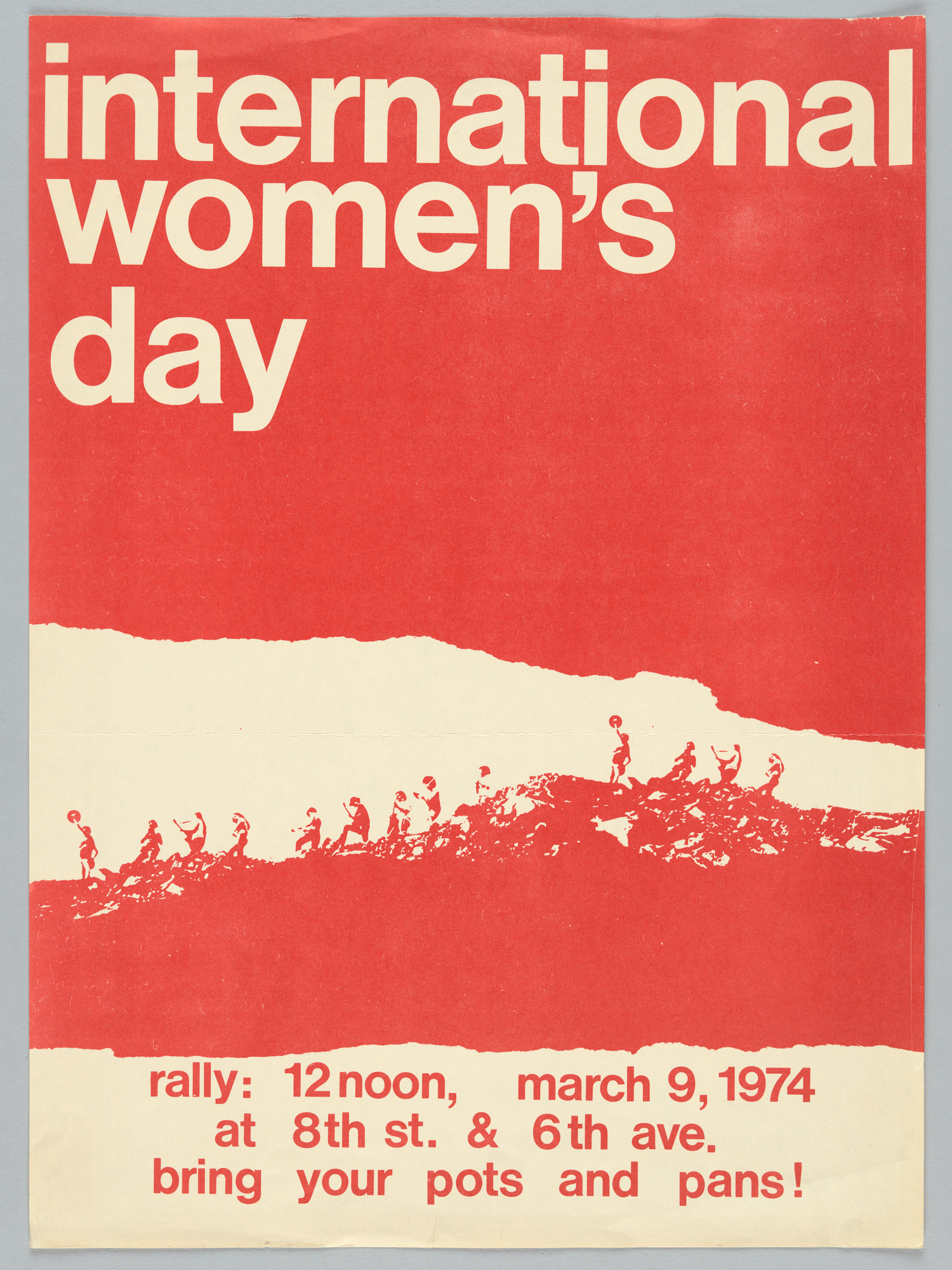International Women's Day Poster 1974