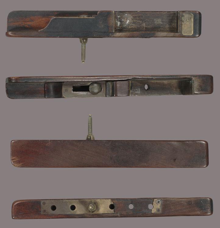 Benjamin Franklin's Composing Stick