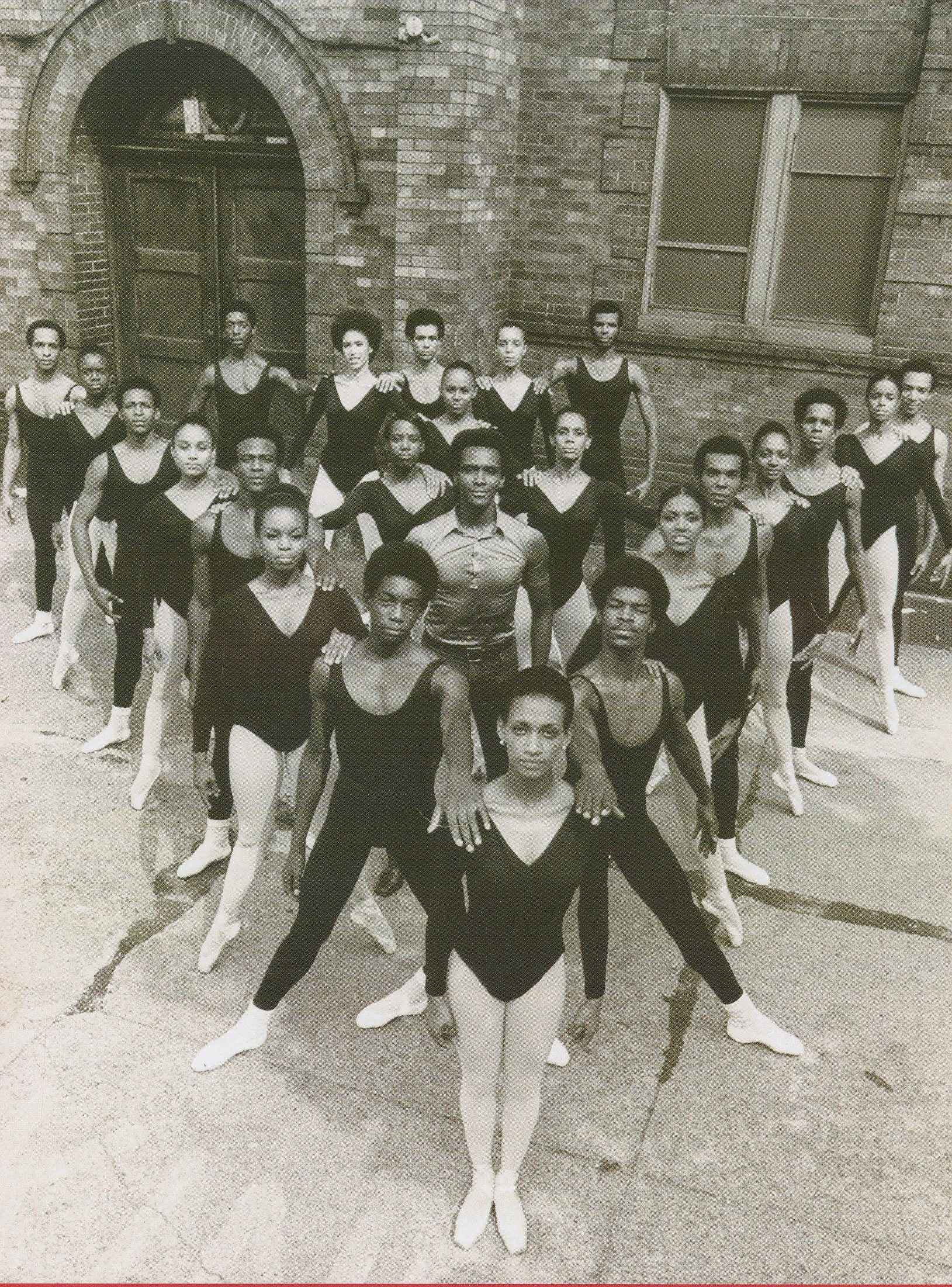Dance Theatre of Harlem Souvenir Program V Photograph