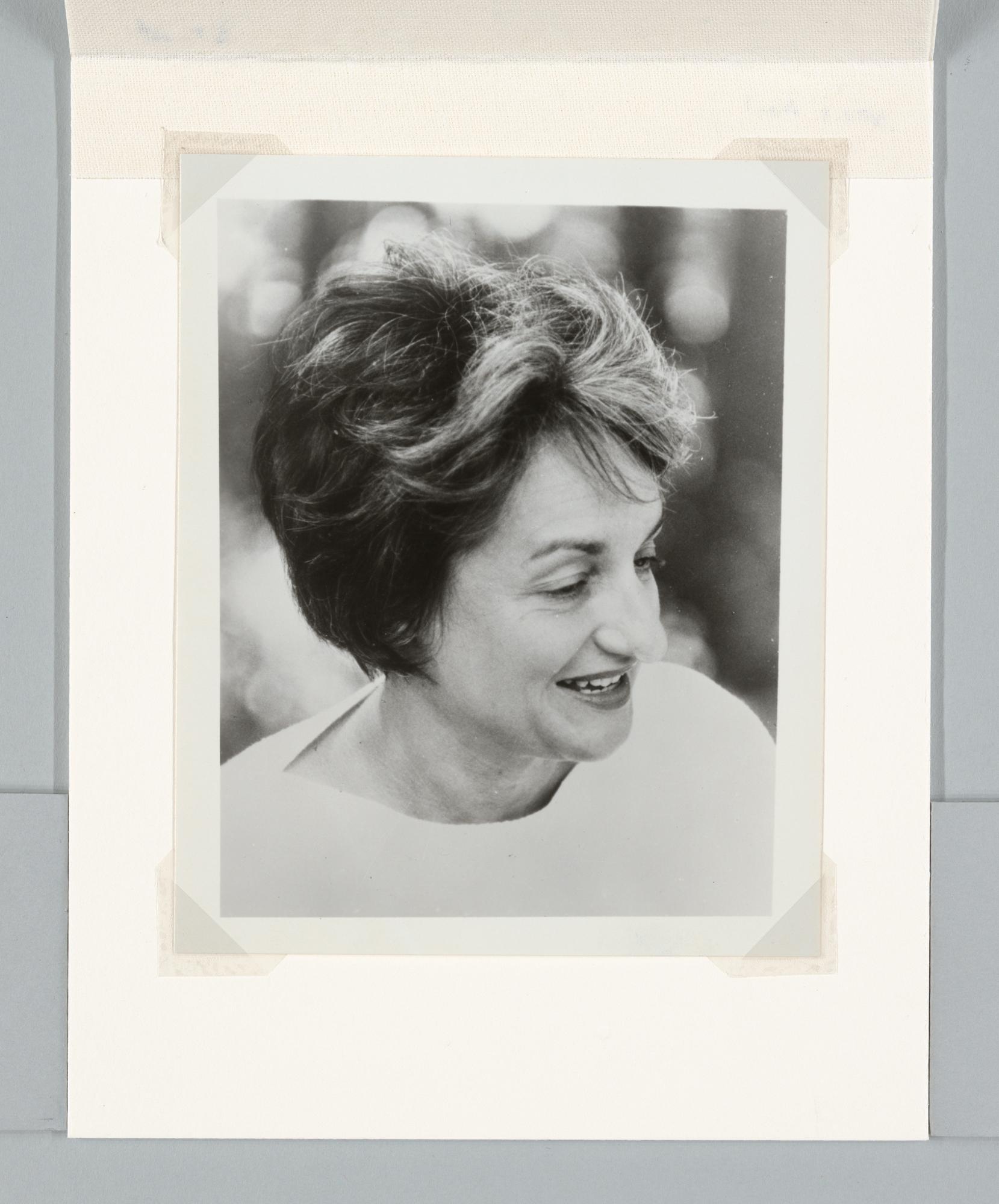 Betty Friedan Photograph