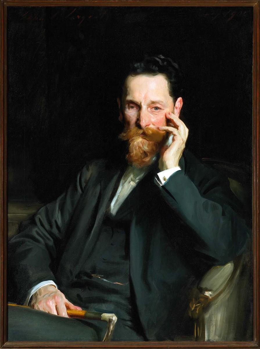 Portrait of Joseph Pulitzer