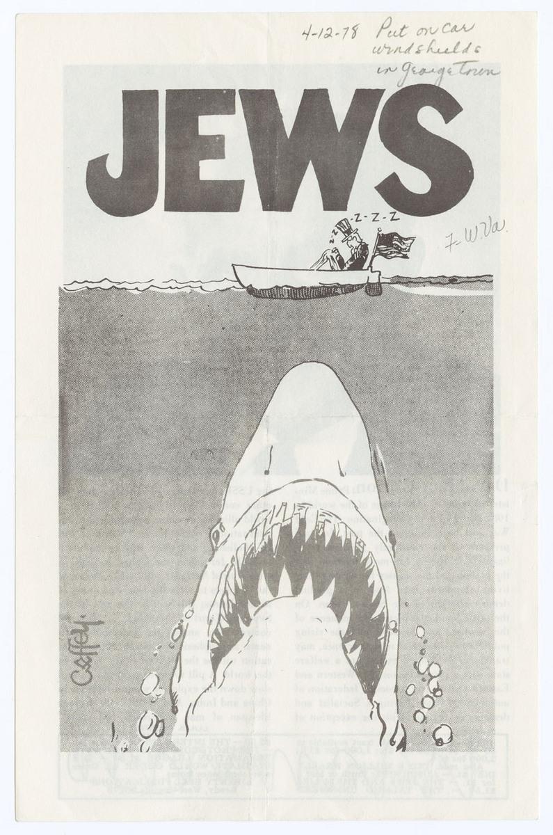 Jews, front