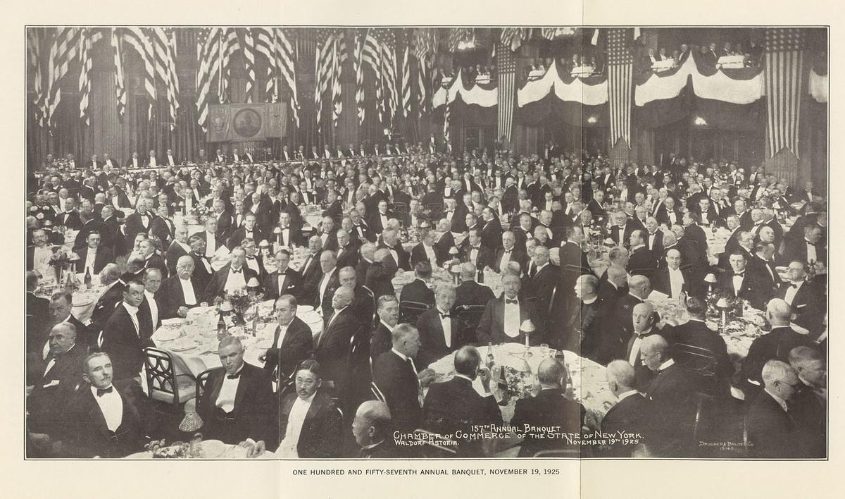 157th Annual Banquet