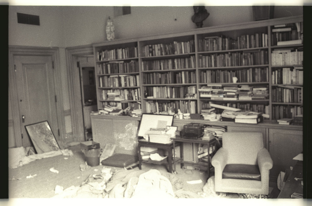 Kirk's Office After Bust