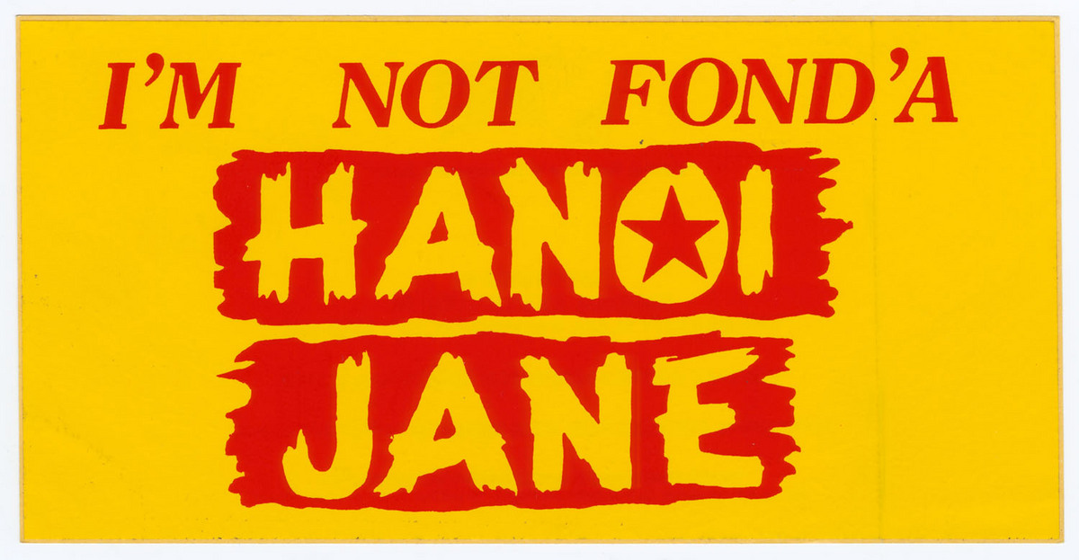 I'm Not Fond'a Hanoi Jane, front
