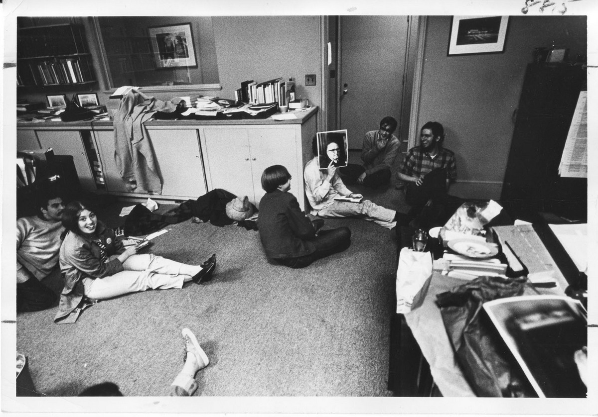 Kirk's Office During Occupation