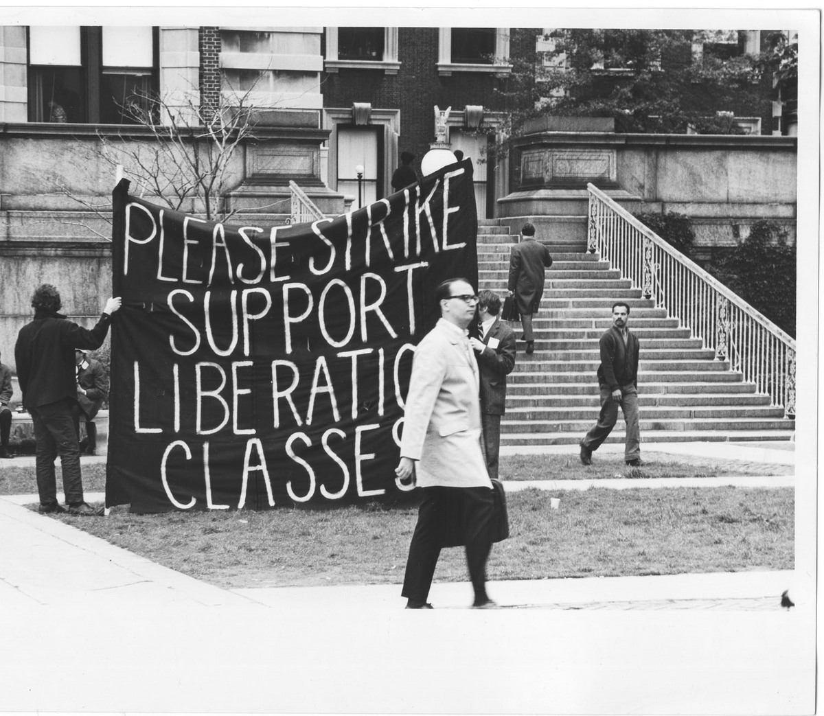 Liberation Classes Sign
