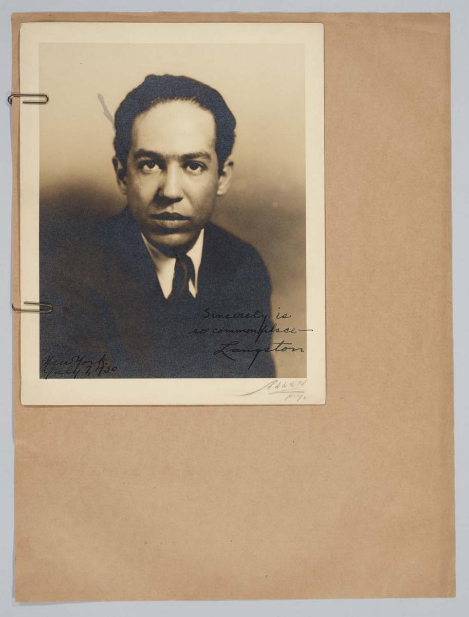 Langston Hughes, p. [57]