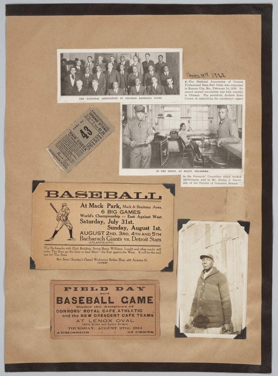 Negro in Baseball, p. [11]