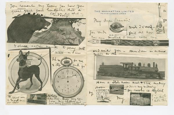 Letter to Francis T. P. Plimpton, August 17, 1904