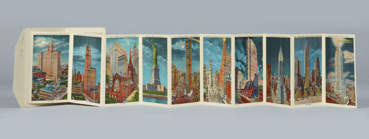 Avery's Architectural Ephemera Collections