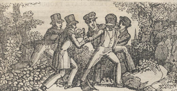 "Sydney Howard Gay's ""Record of Fugitives"""