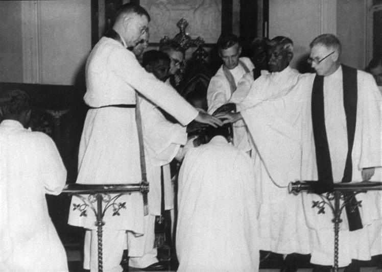 A Church is Born: Church of South India Inauguration