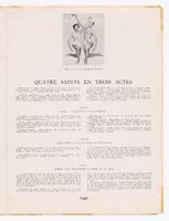 Quatre Saints En Trois Actes : Page [6]
