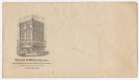Wood & Selick, Inc., envelope