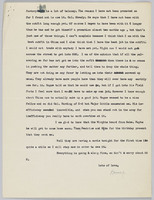 8 June 1945 letter to parents: page 2