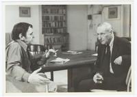 Herbert Huncke (left) and William S. Burroughs