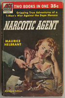 Narcotic Agent, front cover