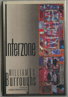 Interzone, front cover and title page